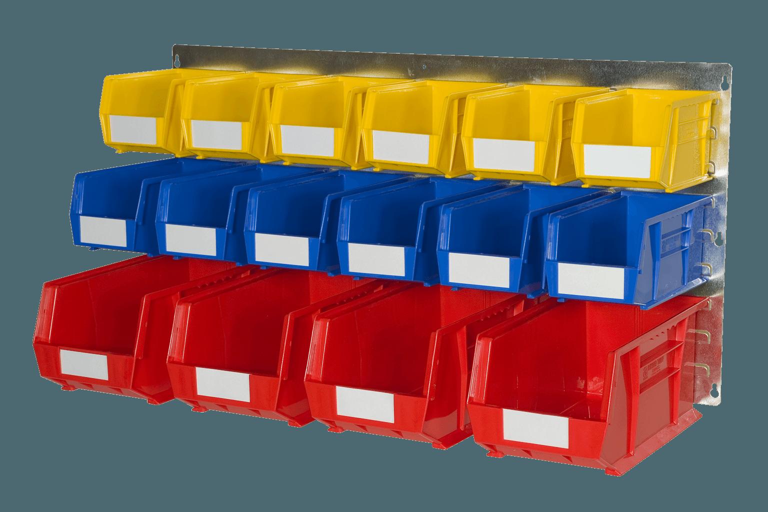 Storage Bin Wall Kits