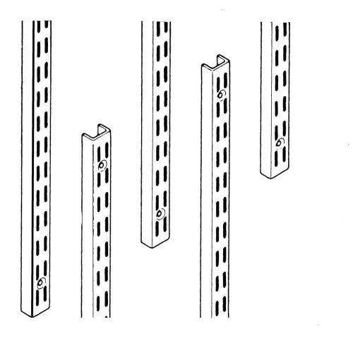 Wall Mounted - Uprights