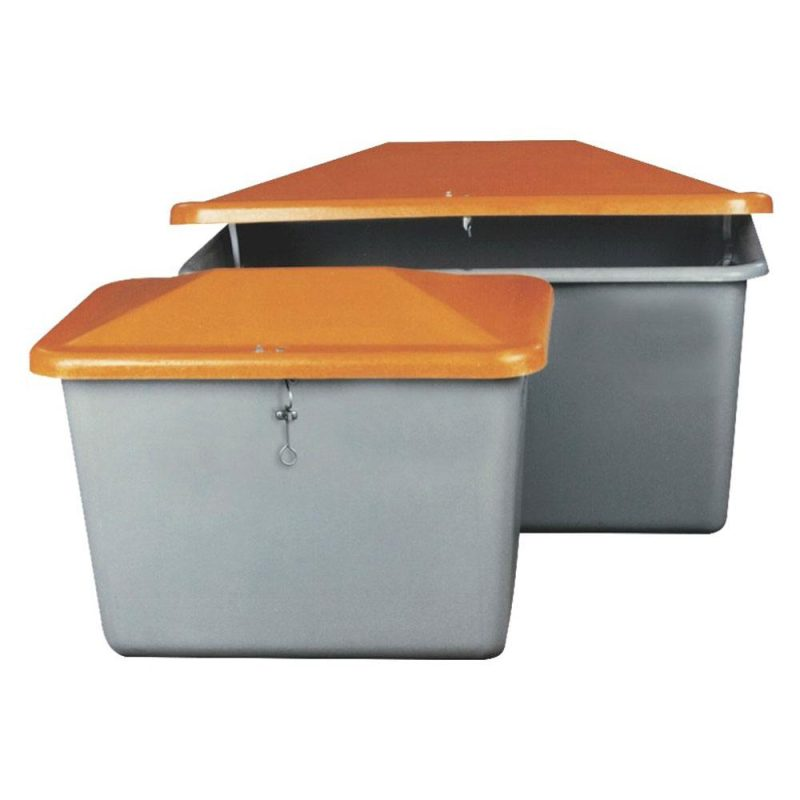 Grit Containers
