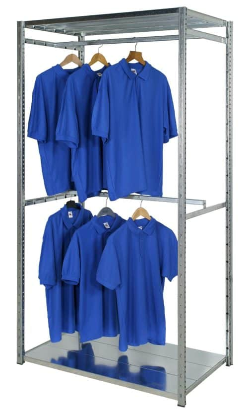 EXPO 3 - Garment Racks
