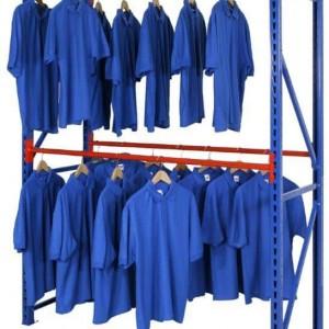 Longspan Garment Hanging Rail