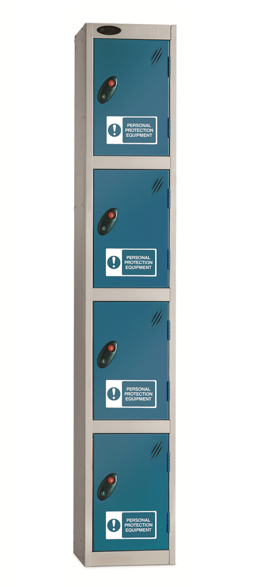 Probe PPE Lockers - Four Compartment