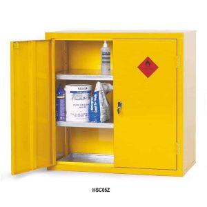 HD Hazardous Substance Cupboards