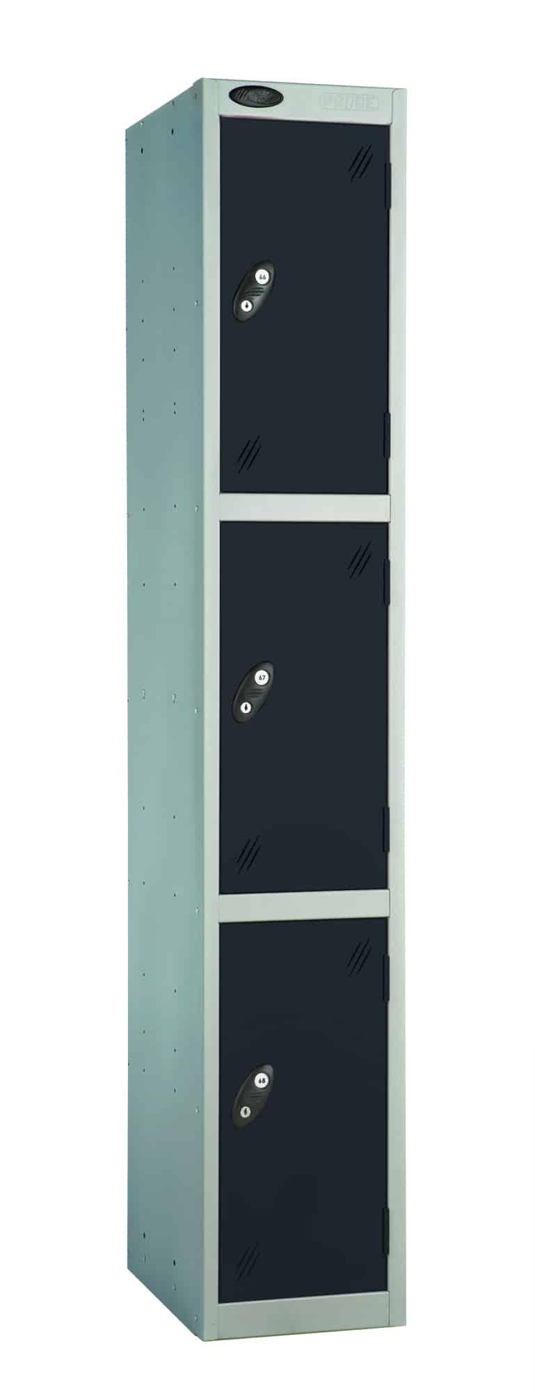 Probe Locker - 3 Compartment