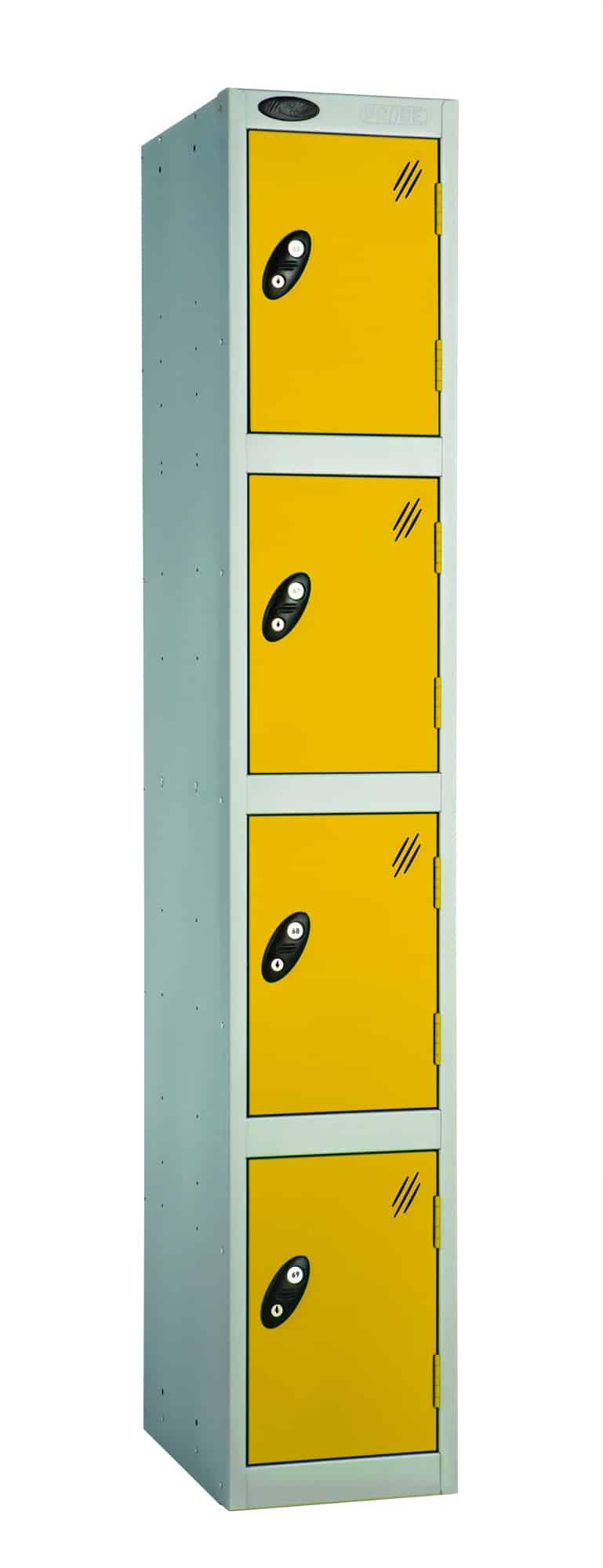 Probe Locker - 4 Compartment