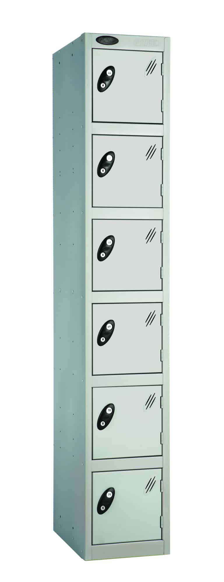 Probe Locker - 6 Compartment