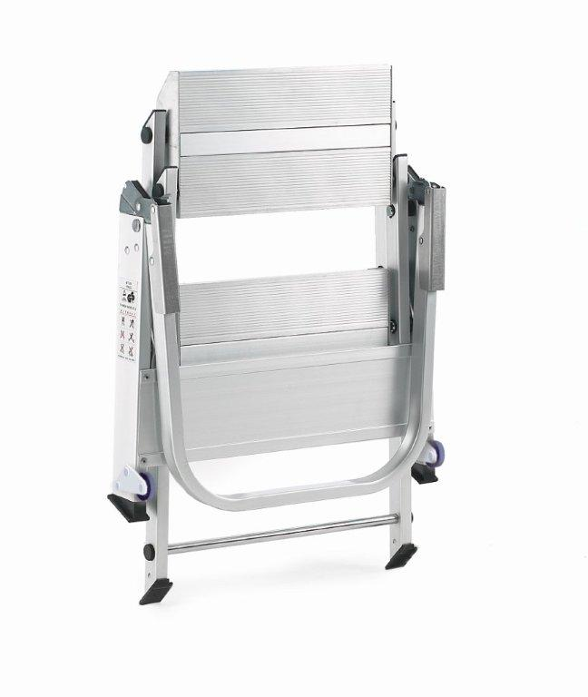 Easy Slope Aluminium Folding Leader Steps (AFGS3Z)