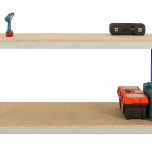 Rivet Workbench - Full Undershelf (Chipboard Decking)