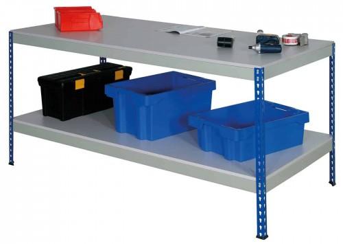 Rivet Workbench - Full Undershelf (MFC Decking)