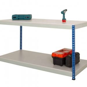 Rivet Workbench - Full Undershelf (MFC Decking)