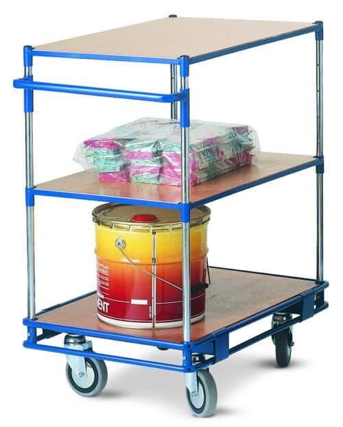 Shelf Trolley - 3 Shelf (XSC/1105/3)