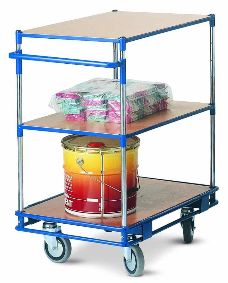 Shelf Trolley - 3 Shelf (XSC/1105/3)