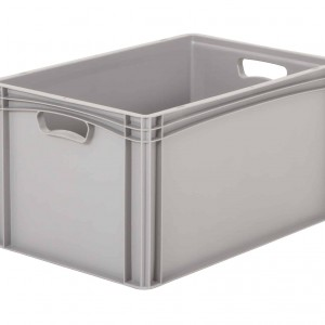Euro Storage Containers - EBS/6432/OH/GY