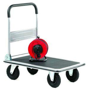 Large Wheeled Folded Trolley