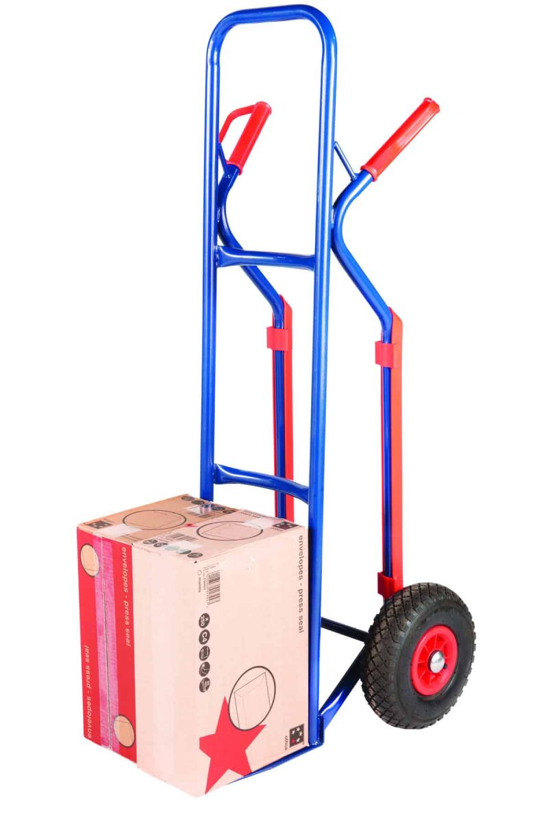 Sack Truck with Skids