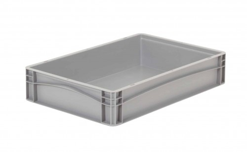 Euro Storage Containers - EBS/6412/OH/GY