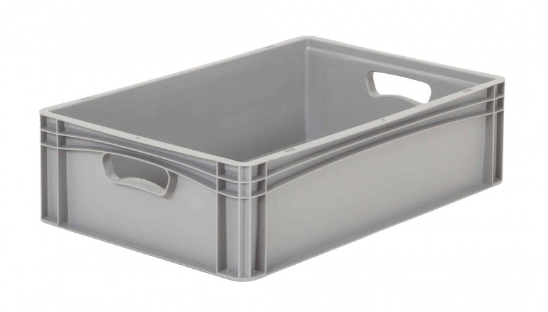 Euro Storage Containers - EBS/6417/OH/GY