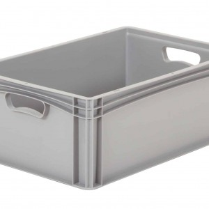 Euro Storage Containers - EBS/6422/OH/GY