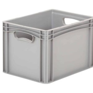 Euro Storage Containers - EBS/4328/OH/GY
