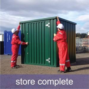 KDC Portable Stores