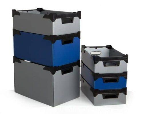 K Bins - Stacking Storage Boxes