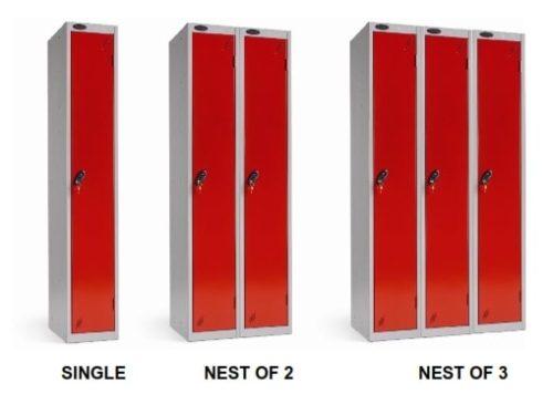 Low Access Lockers