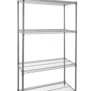 Express Silver Wire Shelving