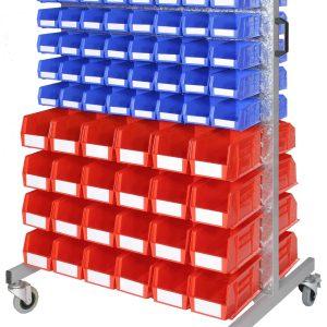 Plastic Bin Trolleys