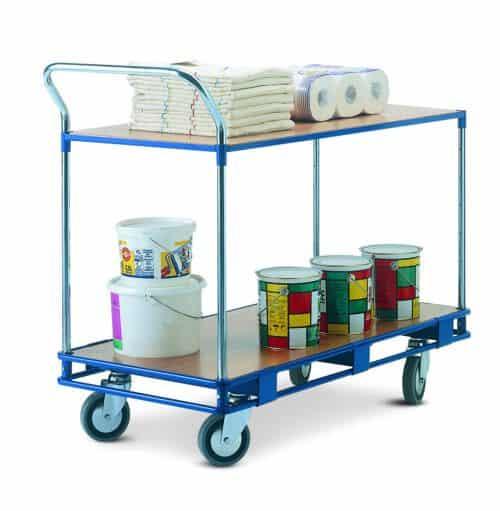 Shelf Trolley - 2 Shelf (XSC/1105/2)