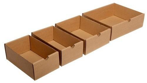 K Bins - Cardboard Storage Trays