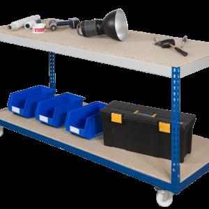 Heavy Duty Mobile Workbench