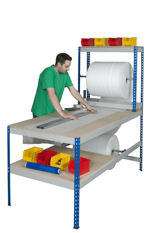 Long Rivet Packing Workstation