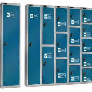 Probe PPE Lockers - Single Compartment