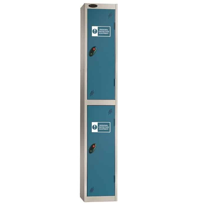 Probe PPE Lockers - Two Compartment