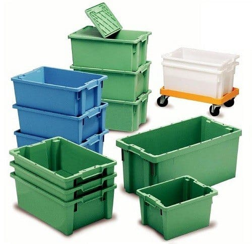 Stack Nest Containers