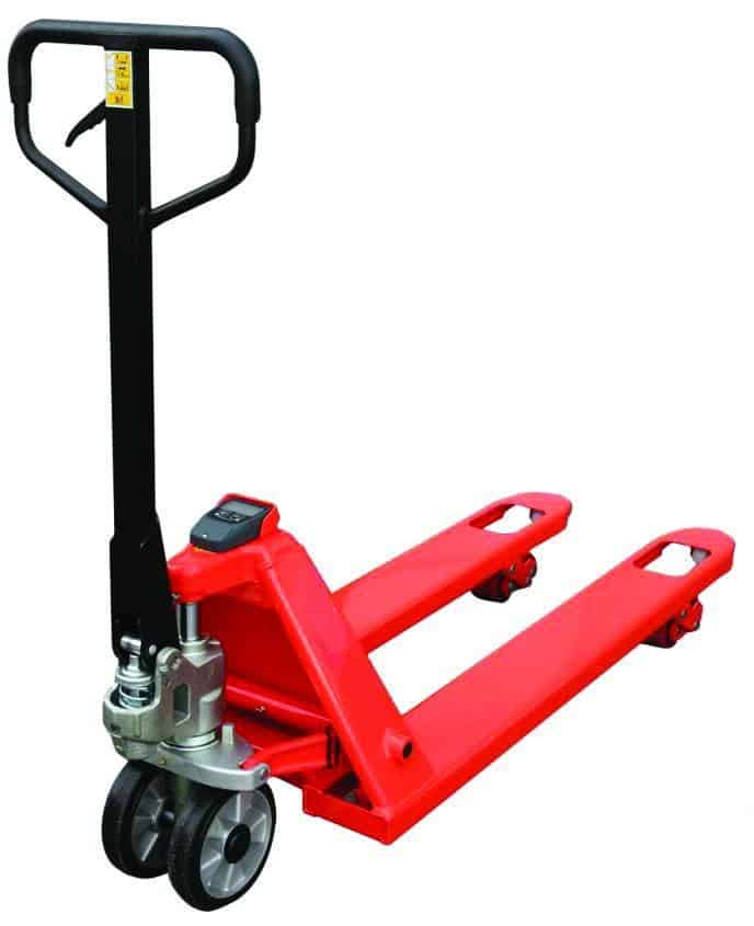Weight Scale Pallet Truck (WPT57H)