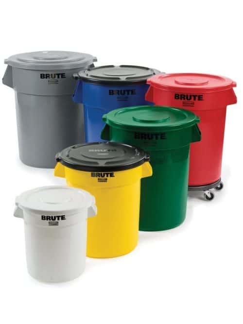 Waste & Storage Bins