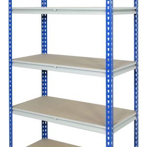 Z Rivet Shelving - 915mm Wide