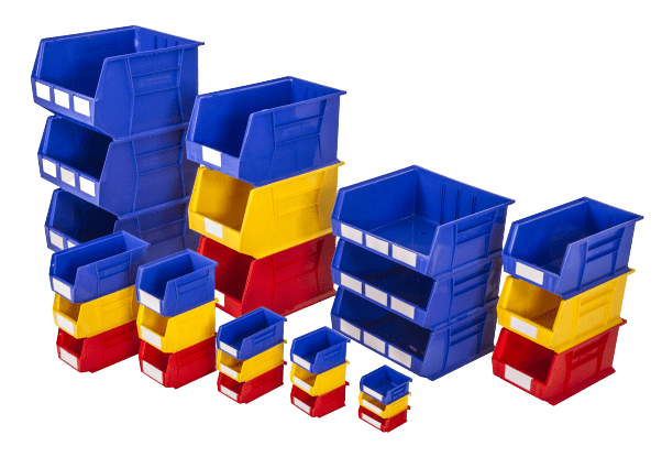 Rhino Tuff bins