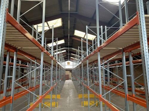 pallet rack inspections